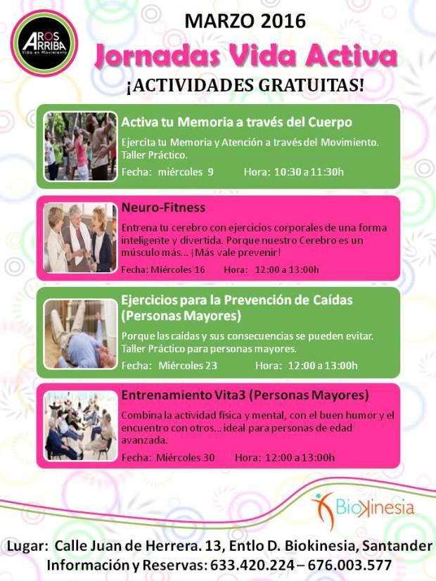 Jornadas Vida Activa Biok-foto